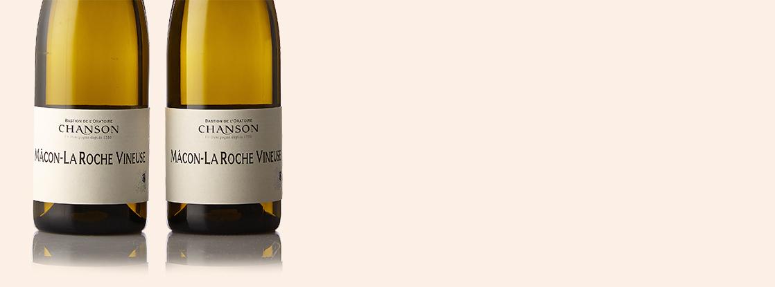 2016 Mâcon-La Roche Vineuse, Domaine Chanson, Mâcon-La Roche Vineuse AOC, Burgundy, France