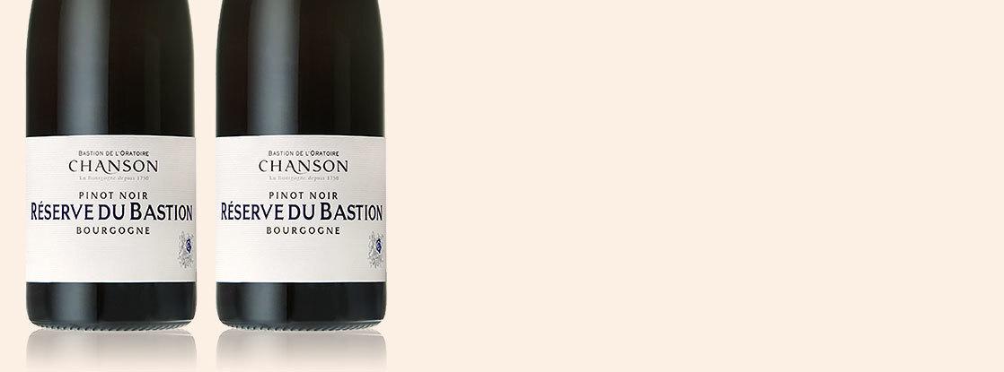 2017 Réserve du Bastion Pinot Noir, Domaine Chanson, Bourgogne AOC, Bourgogne, France