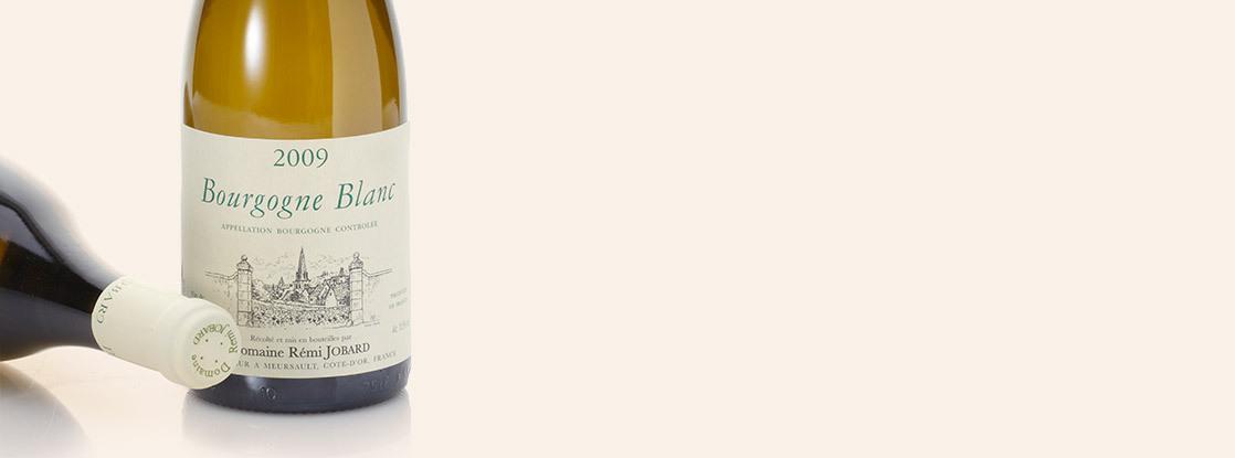 2009 Bourgogne Blanc, Domaine Rémi Jobard, Bourgogne AOC, Bourgogne, France