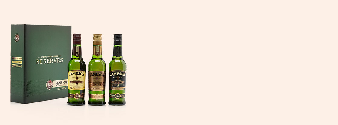 Jameson Triple Premium Pack, Whisky, , Ierland