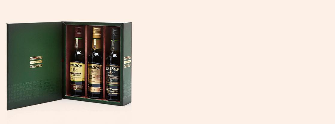 Jameson Triple Premium Pack, Whisky, , Irlande