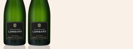 Le Mesnil sur Oger Grand Cru Brut Nature, Lombard, Champagne AOC, Champagne, France