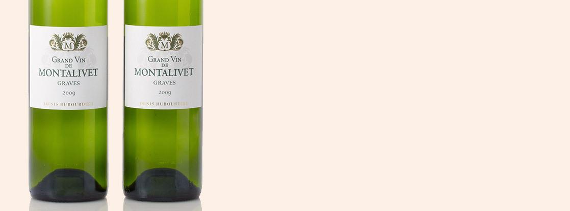 2009 Grand Vin de Montalivet, Graves AOC, Bordeaux, Frankrijk