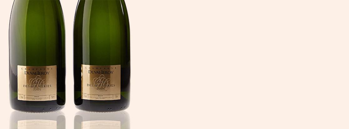 2005 Duval-Leroy Clos des Bouveries, Champagne AOC, Champagne, France