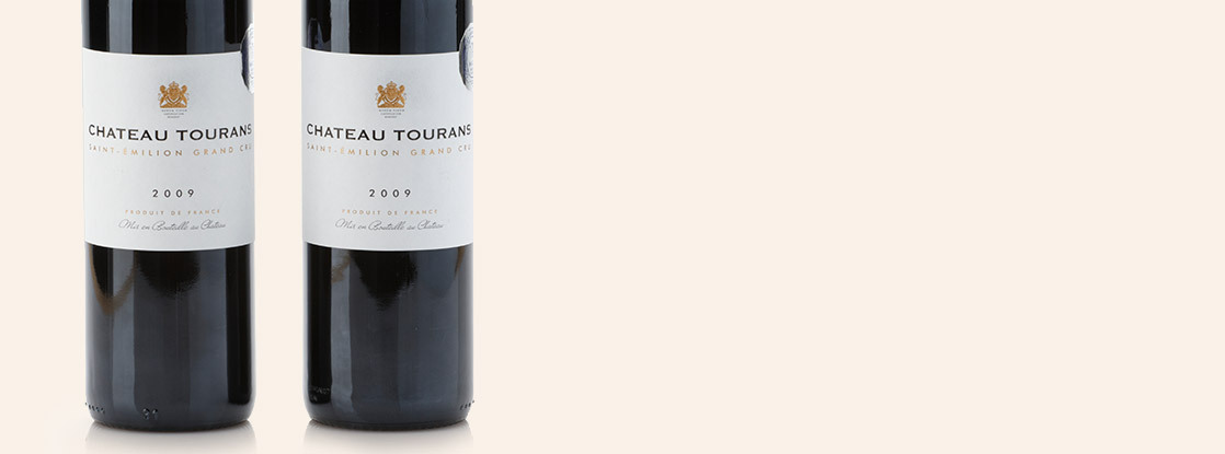 2009 Château Tourans, Saint-Emilion Grand Cru , Saint-Emilion Grand Cru AOC, Bordeaux, France