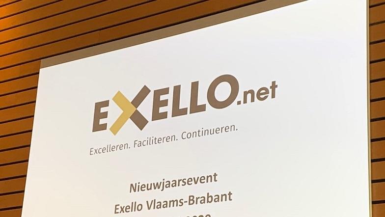 GD&A als partner/sponsor aanwezig op talrijke nieuwjaarsrecepties van Exello.Net!