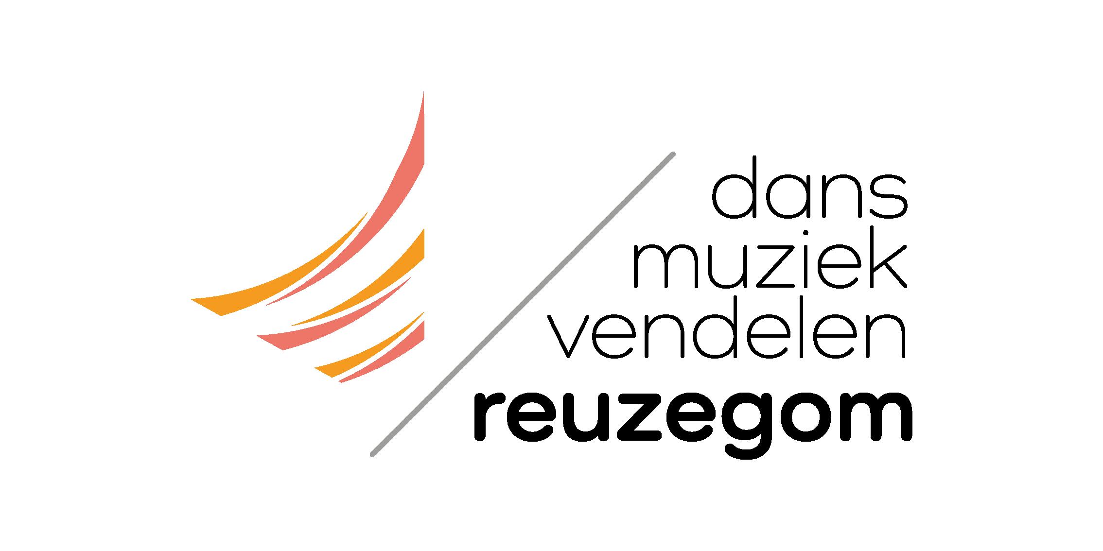 Logo Reuzegom dans muziek vendelen
