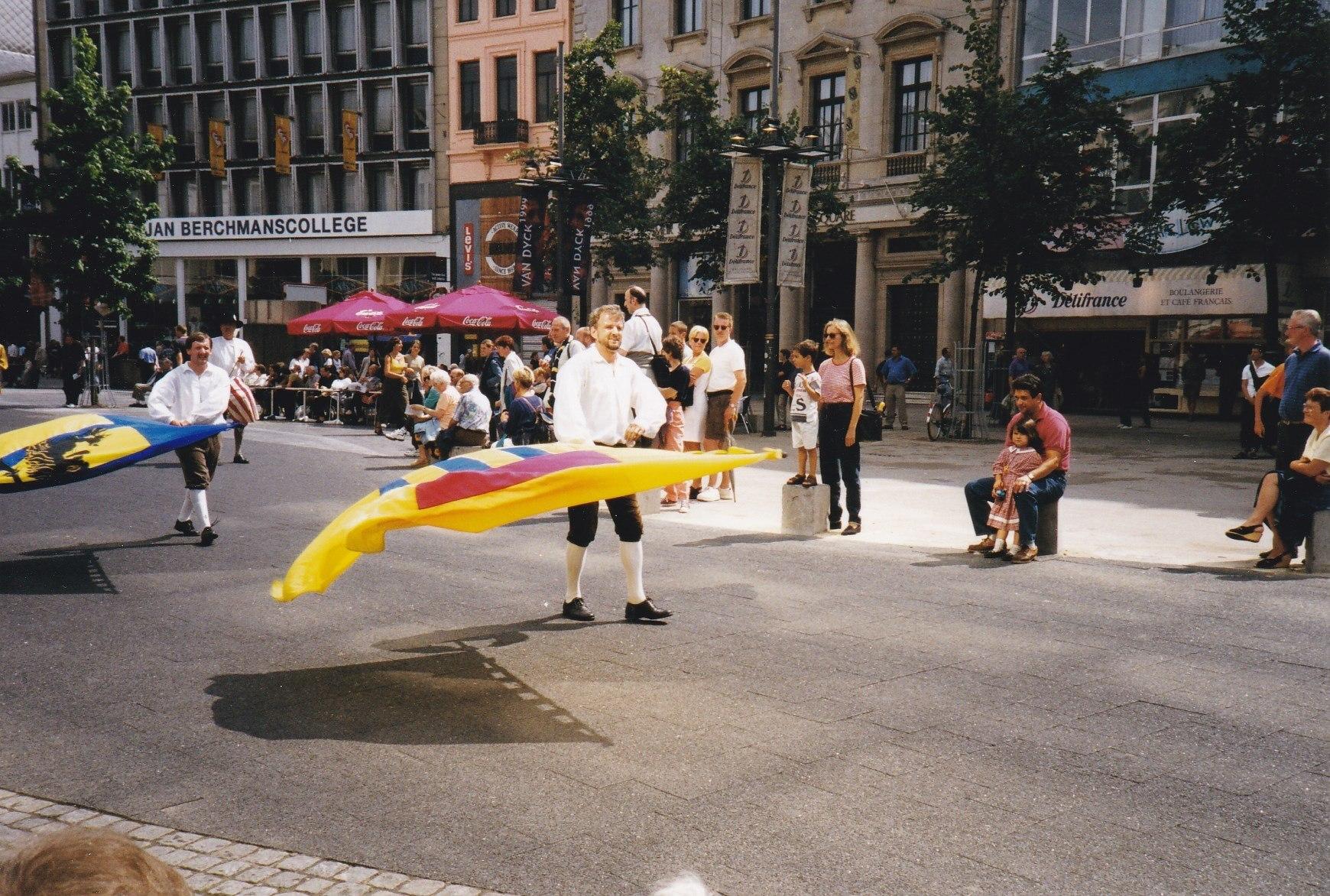 Vendeliers in 1999