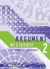 Argument 2 meetkunde leerwerkboek (2015)
