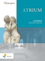 Ars Legendi Atrium leesboek Latijn voor het tweede jaar