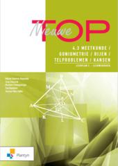B-BOEK Nieuwe TOP 4.3 Meetkunde / Goniometrie Rijen / Telproblemen / Kansen Leerplan C LWB (2018)