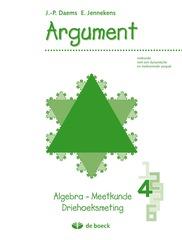 Argument 4 Algebra - Meetkunde - Driehoeksmeting