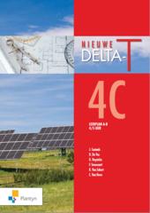 B-BOEK Nieuwe Delta-T 4c leerplan A-B 4-5 uur (2017)