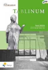 B-BOEK Ars Legendi - Tablinum - Taalboek latijn voor het 3de jaar
