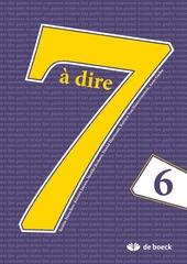 7 à dire 6