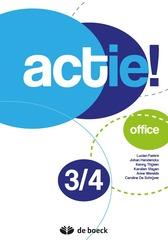 Actie! 3-4 Office