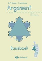 Argument 4 basisboek