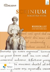Ars legendi Scrinium Magistra Vitae Woordenlijst