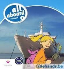 All aboard 3 workbook new edition