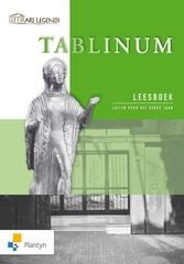 Ars Legendi Tablinum Leesboek Latijn voor het derde jaar