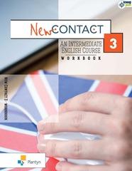 B-BOEK: New Contact 3 Workbook an intermediate english course