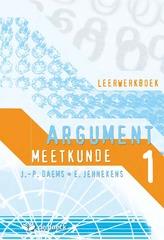 Argument 1 meetkunde leerwerkboek