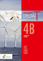 B-BOEK Nieuwe Delta-T 4b leerplan A-B 4-5 uur (2017)