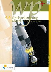 B-BOEK WP+ 4.4 Driehoeksmeting Meetkunde 4 lestijden - Werkboek