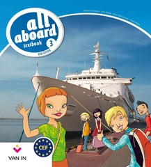 All aboard 3 textbook new edition
