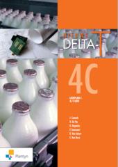 B-BOEK Nieuwe Delta-T 4c leerplan C 4-5 uur (2017)