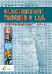 B-BOEK Elektriciteit theorie en lab project huisinstallatie proefondervindelijk deel 1