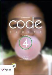 B-BOEK Code Gedrag 4 leerwerkboek (vrij onderwijs)