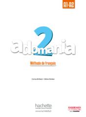 Adomania 2 Methode de Français (2019)