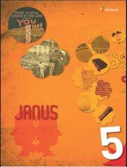 Janus 5 - leerwerkboek