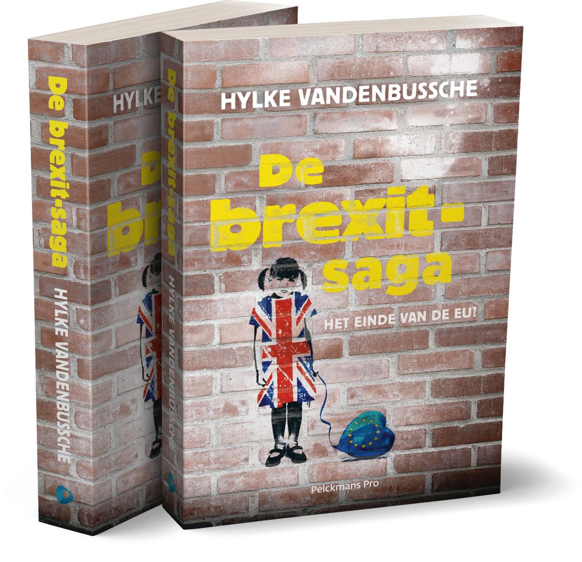 de brexit saga cover
