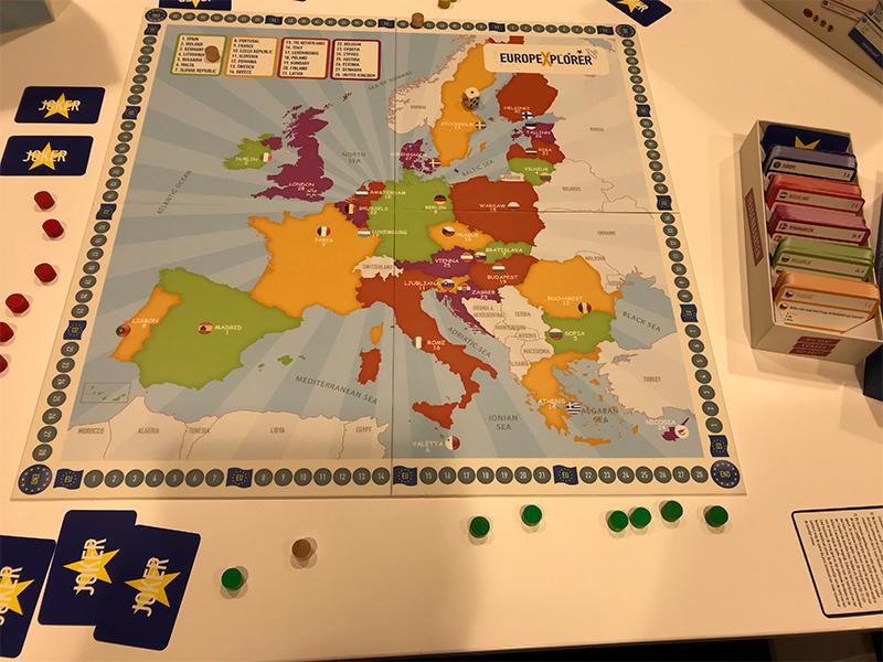 EuropeXplorer