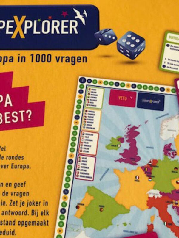 europeXplorer contents