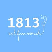logo Zelfmoord1813