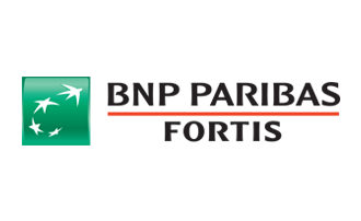 Logo van BNP Paribas Fortis