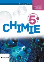 Chimie - Sciences générales 5
