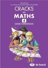 Cracks en Maths - livre d