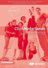 Clic & Nederlands, Samen! - Oefenboek 3ème