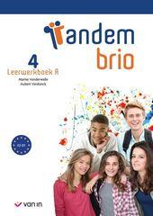 Tandem Brio - livre-cahier 4