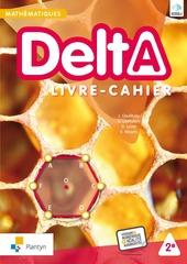 Delta 2 - livre-cahier