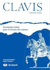 Clavis - Grammaire latine