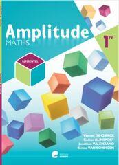 Amplitude Maths 1 Référentiel