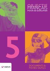 Objectif français pour se qualifier - manuel 5