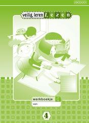 Veilig leren lezen - werkboekjes maan 1