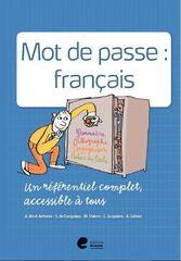 Mot de passe français 3