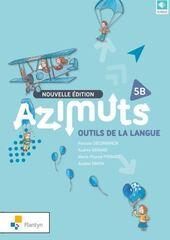 Azimuts 5B - Outils de la langue (Edition 2019)